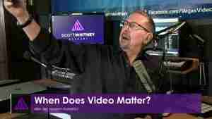 When Does Video Matter? - SYF004