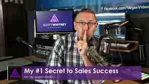 My #1 Secret to Sales Success - SYF005