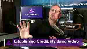 Establishing Credibility Using Video - SYF006